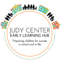 Judy Center Logo - Preparig children for success in school and in life.