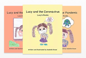 COVID-19: Lucy's Books Series Helps Families and Educators Talk About Feelings with Children